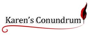 Karen's Conundrum Logo